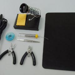 【好物開箱#1】DIY焊接工具 - 進階實用組 (上篇)