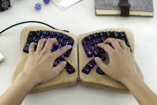 最狂鍵盤,打字專家的新秘密武器!!