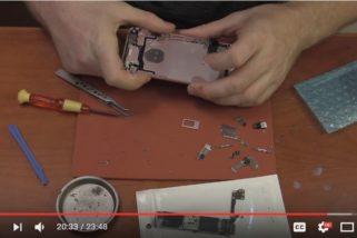 iPhone也能自己做?自購零件組裝iPhone 6S!