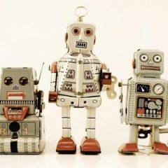 【機器人講堂】玩機器人可以學到什麼?