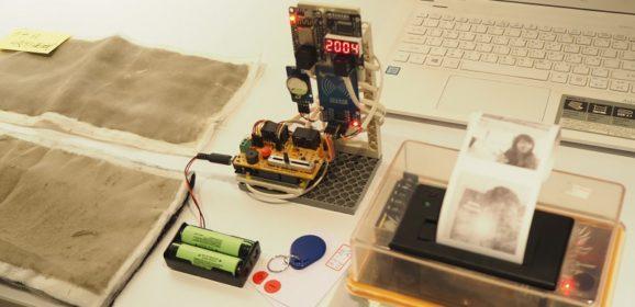 【ProjectPlus】自製清淨機、打卡機與拍立得,讓生活更美好