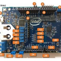 【新手入門】Intel Quark D2000針腳大解密