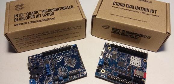 【開箱文】如何順利上手 Intel Quark SE C1000 開發板