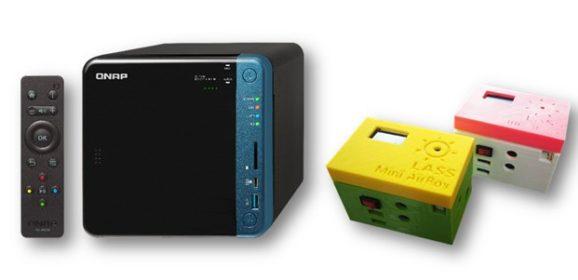 【Tutorial】公私有雲整合開發 - Mini AirBox遇上QNAP QIoT Suite Lite