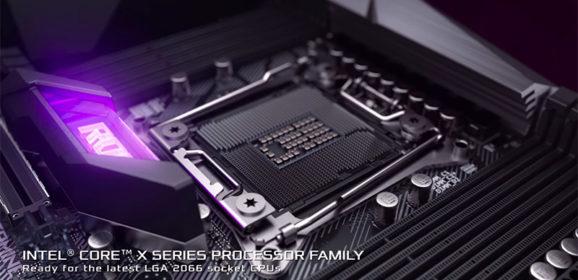 超強處理器Intel Core X i9,解開遊戲和創作桎梏