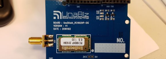 【Tutorial】用Arduino搞定Sigfox通訊傳輸