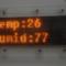 【Tutorial】溫濕度感測模組與大型顯示裝置的整合應用