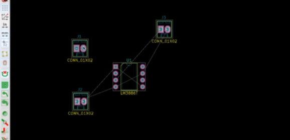 【繪製PCB】KiCAD軟體實戰