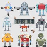 【機器人講堂】機器人好多種,該怎麼分類呢?