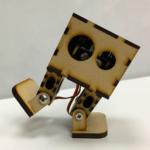 【Tutorial】一起動手做滑步、跳舞的焦糖果醬機器人