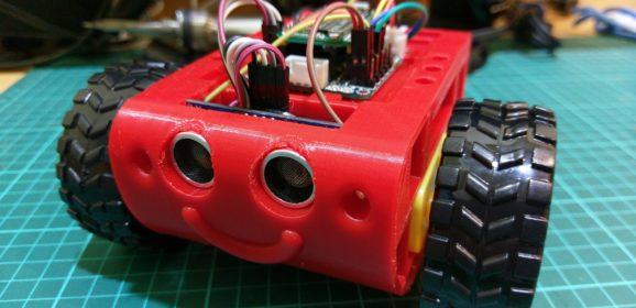 【Tutorial】從零打造自己的MR-1輪型機器人