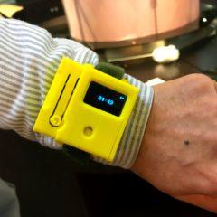 【AI_ROBOT@STSP】智慧手錶:體現Maker動手做的精神