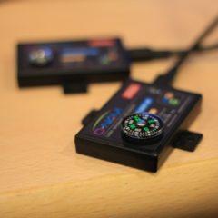 【Tutorial】3步成師:無線電地震傾斜感測器DIY教學