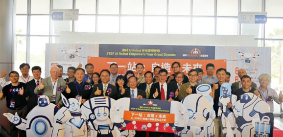 【Maker㩦手】AI_ROBOT自造社群聯盟,滾動未來!