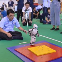 【機器人競賽】 FIRA 機器人世界盃在台中熱血開戰!