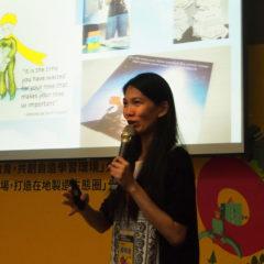 顏椀君:讓孩子對生活有感、對生命有感,比成績、技術更重要!