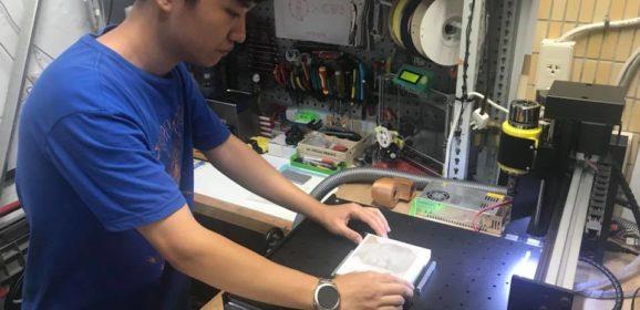【人物專訪】少年Maker黃仁澤的自造遊樂園