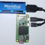 【AI_Column】移植Movidius神經計算棒到Pi Zero W