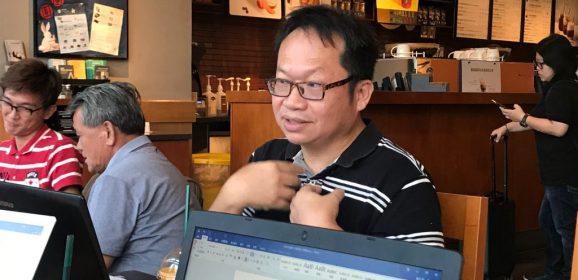 【人物專訪】前進偏鄉的科技教育 - 林東成老師