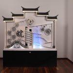 【文創設計】用作品說文化故事的藝術裝置-眾星雲集