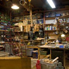 Maker工作環境大公開,專業玩家的自備工具