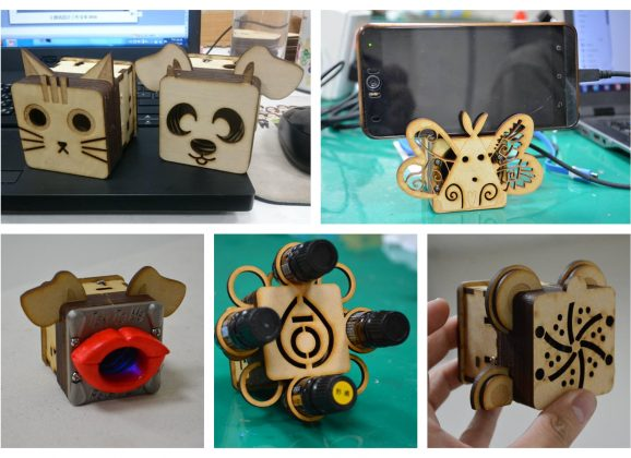 【文創設計】訊息留聲盒的無窮創意與樂趣