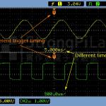 【實作實驗室】了解示波器的各種觸發設定