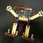 【自造DIARY】Shiun Robot — micro:bit 二足教育機器人實作