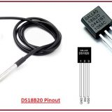 【Maker電子學】Arduino 上溫度測量一哥:DS18B20