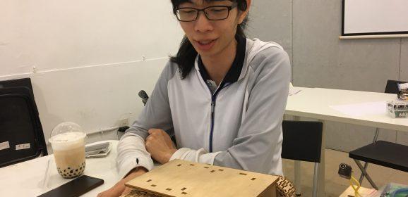 【人物專訪】聽力師也可以很Maker - 吳中仁