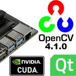 如何讓Jetson Nano順利執行OpenCV中CUDA函式