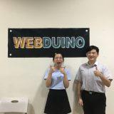 【人物專訪】Maker創業延續動手做的熱情—Webduino許益祥