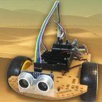 【自造DIARY】Arduino輕鬆入門 - 循線與避障自走車(上篇)
