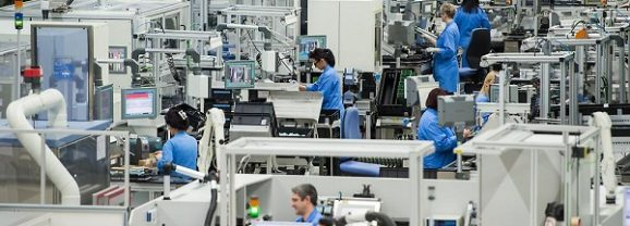 【工業4.0】德、美、台智慧工廠  用科技帶動轉型成長