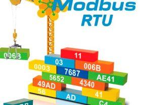 【Maker電子學】Modbus RTU的傳輸資料格式
