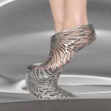 【列印良品】3D列印X時尚,大膽設計前衛高跟鞋
