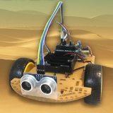 【自造DIARY】Arduino輕鬆入門 - 循線與避障自走車(下篇)
