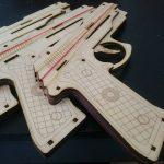 【文創設計】認識橡皮筋槍結構與設計