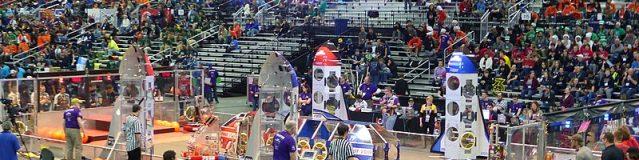 從FRC機器人競賽,讓世界看見台灣