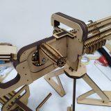 【文創設計】再談橡皮機槍 — 加特林機槍