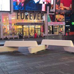 """【列印良品】可以坐著休息又能防止意外的3D列印長椅""""Rely"""""""