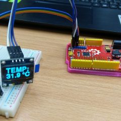 【CAVEDU講堂】防疫小尖兵,用Arduino來做溫度計吧!