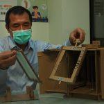 Maker加入防疫行列  製作防疫神兵利器