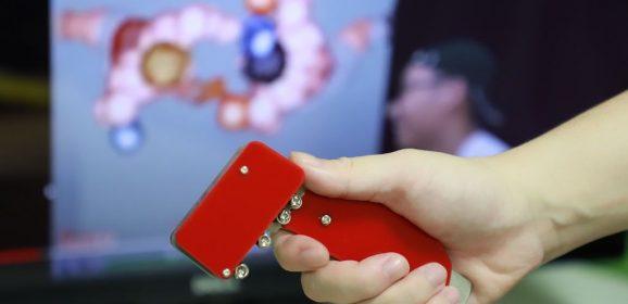 【知識充電報#167】UControl 運動搖桿/客製化藥物的3D列印機/I2C界面解密