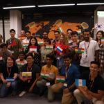 【活動報導】5G國際面面觀  外籍生共聚發想未來情境