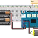 使用VIA Pixetto的特徵點偵測功能設計「幸運轉輪」