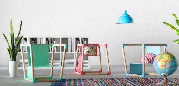 【加點製造】兩張合併、自由變化高度,椅子比你想像的更多變!