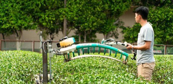 開發農用機器人,改善農業缺工困境