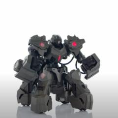 格鬥機器人的魅力:GANKER EX、超級安東尼