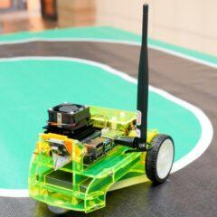 借助 NVIDIA Jetson Nano,16 歲高中生一舉奪下機器人競賽冠軍